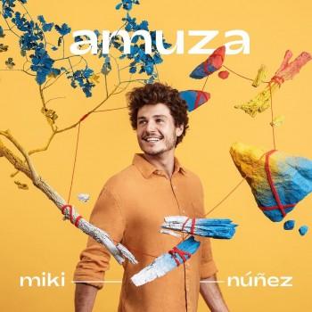 Album Amuza de Miki Núñez