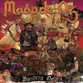 Album Bandera Negra de Mägo de oz