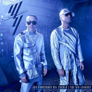 Album Los Campeones Del Pueblo de Wisin y Yandel