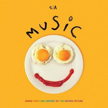 Album Music - Songs From and Inspired By the Motion Picture de Sia
