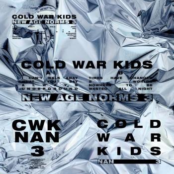 Album New Age Norms 3 de Cold War Kids