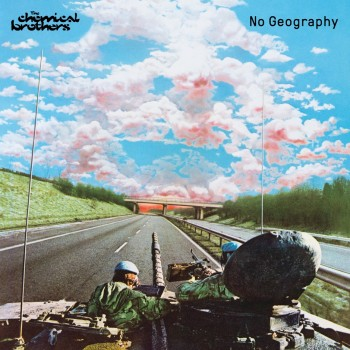 Album No Geography de The Chemical Brothers