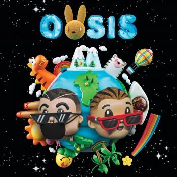 Album Oasis de Bad Bunny y J Balvin